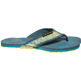 La Sportiva Swing Sandali Uomo, slate/tropic blue
